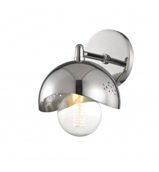 Heidi 1 Light Wall Sconce (H131101-PN)