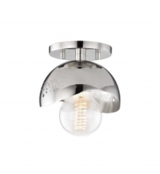 Mitzi - Heidi 1 Light Flush Mount(H131501-PN)