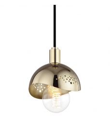 Mitzi - Heidi 1 Light Pendant(H131701-PB)