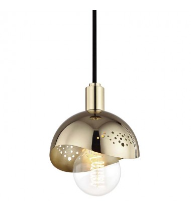 Mitzi - Heidi 1 Light Pendant (H131701-PB)