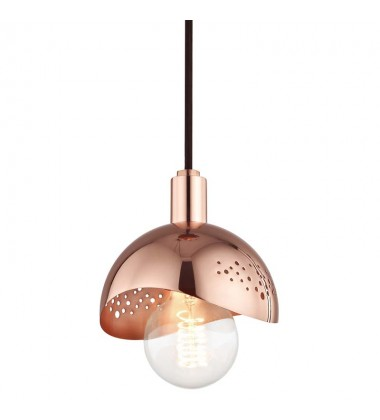 Heidi 1 Light Pendant (H131701-POC)