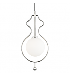 Mitzi - Abigail 1 Light Large Pendant(H248701-PN)