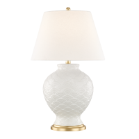 Mitzi - Demi 1 Light Table Lamp(HL269201-CL)