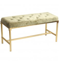 Renwil - Montaine CHA041 - Bench - Brass
