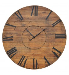 Renwil - Mirren CL218 - Wall Clock - Painted wood