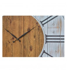 Renwil - Field CL219 - Wall Clock - Painted wood