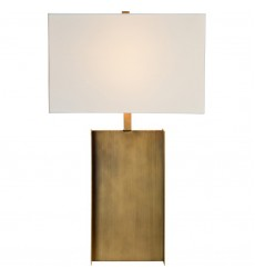 Acker LPT952 - Table Lamp - Brushed bronze - Renwil