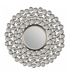 Andromeda MT849 Round Mirror Wall Decor - Renwil