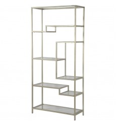 Claro SHE009 - Shelf - Antique silver - Renwil