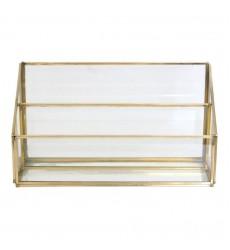 Mavis STA535 - Letter Stand - Golden - Renwil