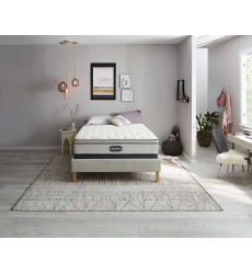 Simmons - Beautyrest Baldwin Comfort Top Mattress - Twin Size