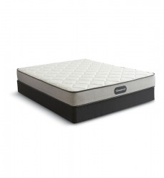 Simmons - Beautyrest Edgar Tight Top Mattress - Twin