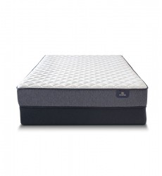 Serta - SleepTrue Elm Firm Tight Top Mattress - Twin Size