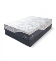 Serta - iComfort Finesse Mattress - Twin XL Size