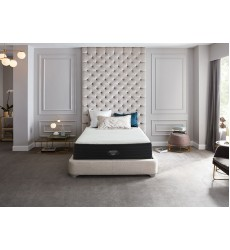 Simmons - Beautyrest Foxhall Tight Top Firm Mattress - Queen Size