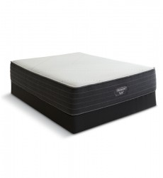 Simmons - Beautyrest Foxhall Tight Top Firm Mattress - Full Size