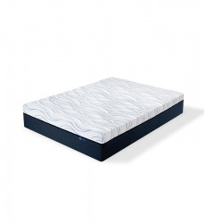 "Serta - Express 10"" Gel Foam Mattress In A Box - Twin XL Size"