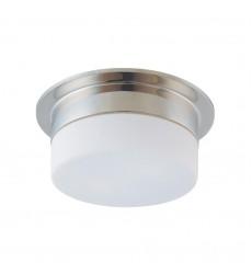 Sonneman - Flange Polished Nickel 9