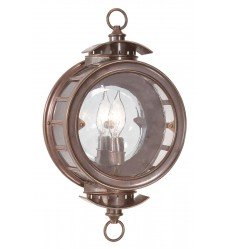 Charleston 1Lt Wall Lantern Medium (B9501HB)