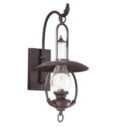 La Grange 1Lt Wall Lantern Medium (BCD9010OBZ)