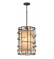 Troy -  Adirondack 3Lt Pendant Entry Medium (F2883)