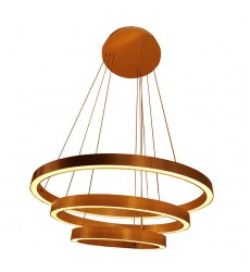 LED Pendant Brushed gold (HH-3522G-864P31)