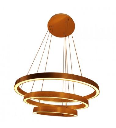 LED Pendant Brushed gold (HH-3522G-864P31)