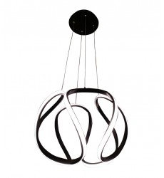 LED Pendant Black (HH-794262B-MP19)