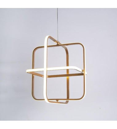 LED Pendant Bronze (HH-796841G-40P16)