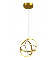 LED Pendant Bronze (HH-796852G-40P16)