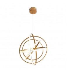 LED Pendant Bronze (HH-796852G-55P22)