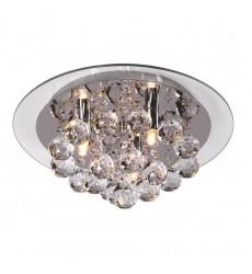 3 Light crystal flush mount (G9) 2 pin 40w (1155FM3)