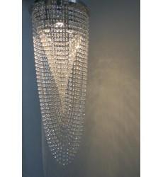 3 Light crystal flush mount (GU10) 50w (1240FM3)