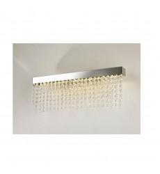 14w LED crystal wall lamp chrome 4000K (2034WL9)