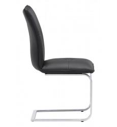 Anjou Dining Chair Black (100120) - Zuo Modern