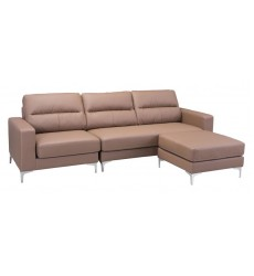 Versa Sectional Brown (100231)