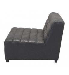 Soho Loveseat Black (100632)