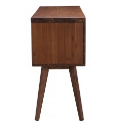 Cooper Whiskey Cabinet Dark Chestnut (100786)