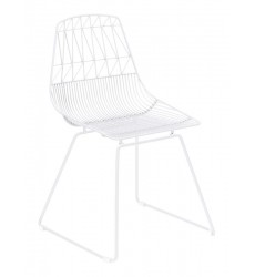 Brody Dining Chair White (101021) - Zuo Modern
