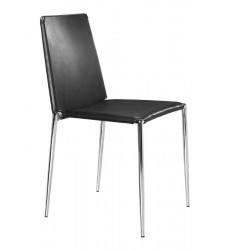 Alex Dining Chair Black (101105) - Zuo Modern