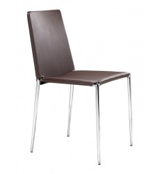Alex Dining Chair Espresso (101107) - Zuo Modern