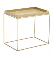 Gaia Nesting Table Gold (101166) - Zuo Modern
