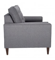 Morgan Loveseat Dark Gray (101187)