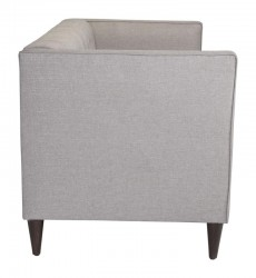 Grant Loveseat Light Gray (101191) - Zuo Modern