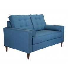 Morgan Loveseat Blue (101203)