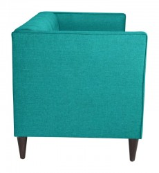 Grant Loveseat Teal (101206)
