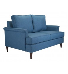 Campbell Loveseat Blue (101209)