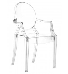 Anime Dining Chair Transparent (106104) - Zuo Modern