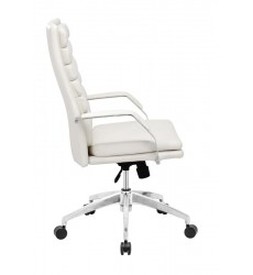 Director Comfort Office Chair White (205327)