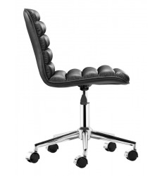 Admire Office Chair Black (205710) - Zuo Modern